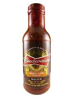 Budweiser Honey Lime BBQ Sauce