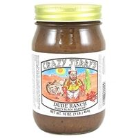 Crazy Jerry's Dude Ranch Durty Black Bean Dip