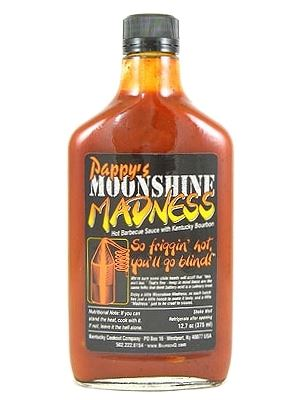 Pappy's Moonshine Madness BBQ Sauce