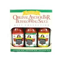 Anchor Bar Hot Wing Sauces Gift Box
