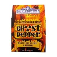 Sucklebusters Ghost Pepper Chile Kits