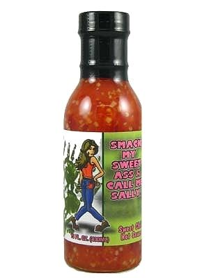 Smack My Sweet Ass and Call Me Sally Hot Sauce