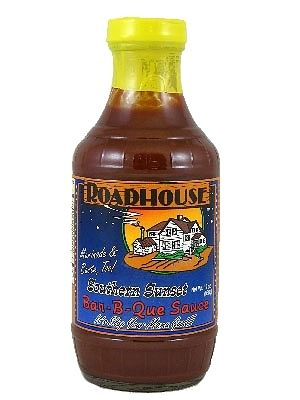 Roadhouse Southern Sunset BBQ Sauce