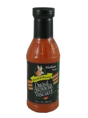 Anchor Bar Original Buffalo Wing Sauce