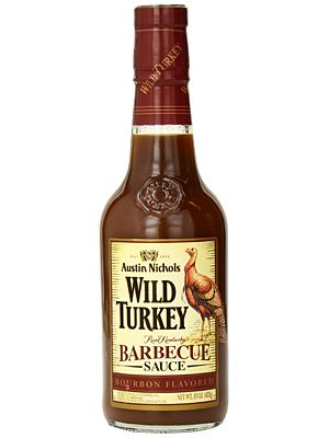 Wild Turkey Gourmet Bourbon Flavored BBQ
