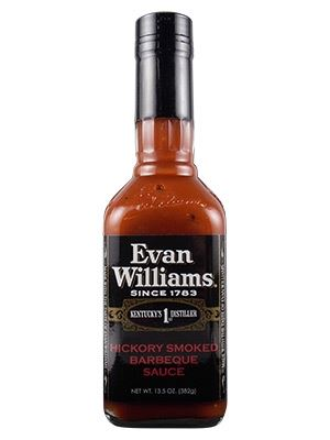 Evan William's Hickory Smoked BBQ Sauce