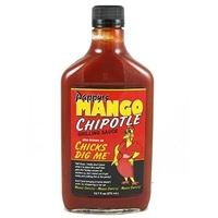 Chicks Dig Me Mango Chipotle Grilling Sauce