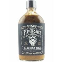 Flavor Saver Dark Rum N' Spice Hot Sauce and Marinade