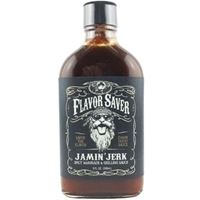 Flavor Saver Jamin' Jerk Hot Sauce and Marinade