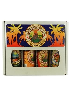 Maui Pepper Hot Sauces Gift Box