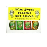 Toad Sweat Dessert Hot Sauce Gift Box