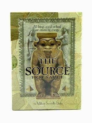 The Source 7.1 Million Collectors Hot Sauce