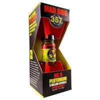 Mad Dog 357 Plutonium 9 Million Scoville Pepper Extract