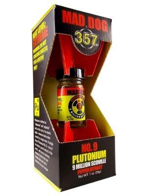 Mad Dog Plutonium Hot Sauce
