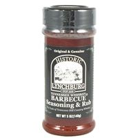 Tennessee Whiskey BBQ Seasoning & Rub