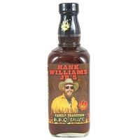 Hank Williams Jr.'s Family Tradition Hot BBQ Sauce