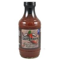 Texas Longhorn Rodeo Jalapeno Barbecue Sauce