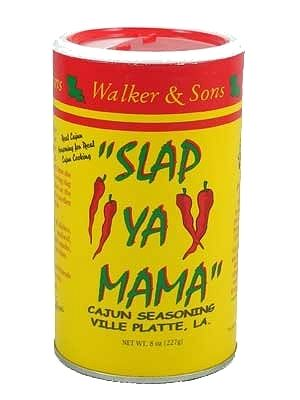 Slap Ya Mama Original Cajun Seasoning