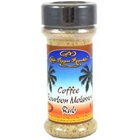 Chili Pepper Republic Coffee Bourbon Molasses Rub