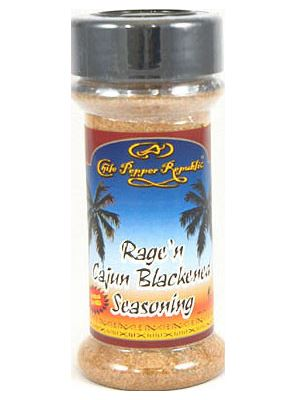 Chili Pepper Republic Rage'N Cajun Blackening Seasoning