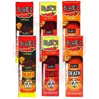 Blair's Hotter Death Sauces Six Pack