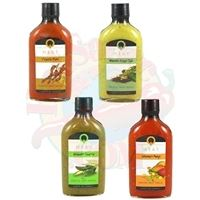 Blair's Q Heat Hot Sauces 4 Pack