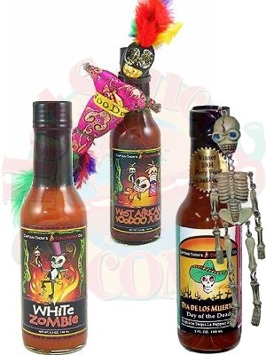Captain Thoms Zombie Gift Set