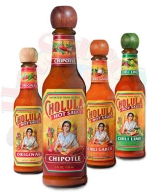 Cholula Hot Sauce Variety 4-Pack