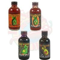 Da' Bomb Ultimate Sauce & Extracts Gift Set