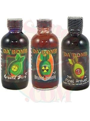Da' Bomb Hottest Hot Extracts Gift Set