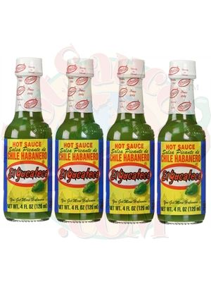El Yucateco Green Chile Habanero 3 Pack