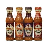 Nando's Peri-Peri 4 Pack Hot Sauce Set