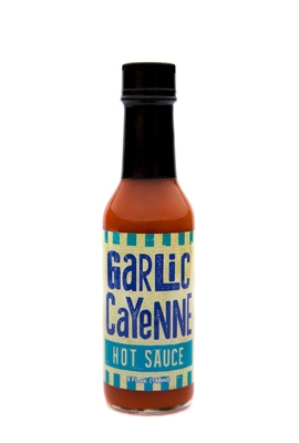 Private Label - Garlic Cayenne Hot Sauce