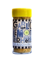 Private Label Seasoning - Garlic, Lemon & Herb Seasoning