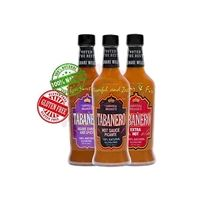 Tabanero Hot Sauce Picante Gift Set