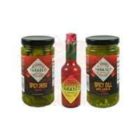 Tabasco Habanero Okra and Dill Gift Set