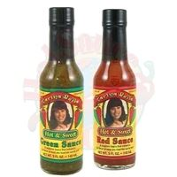 Zarina Bella Hot Sauce Combo Pack
