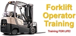 OSHA Required Forklift Training Package