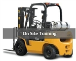 Forklift Training Completed at Your Facility