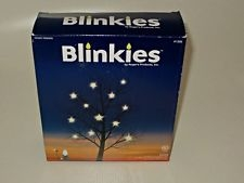 Blinkies indoor/outdoor tree lights