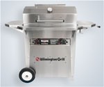Wilmington Grill Deluxe propane grill