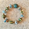 Signature Bracelet - Antique Blue