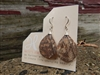 Single Tier Coconut Earrings