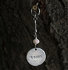 Key Chain w/Aluminum Product - Loved