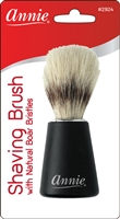 Annie Shaving Brush, Natural Boar Bristles