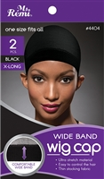 Ms Remi | Wig Cap 2pc Wide Band