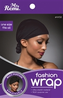 Ms. Remi Fashion Wrap Black
