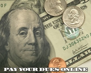 Monthly membership Dues