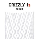 String King Grizzly 1S Goalie Mesh White