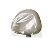 "Plastic Headrest Covers - Large 9.5"" x 14"" - Box of 250"